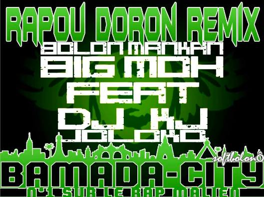 BIG MOH FEAT. DJ KJ – RAPOU DORON REMIX (SON)