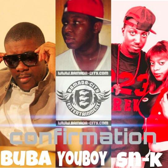 YOUBOY Feat. BUBA & SN-K - CONFIRMATION (SON)