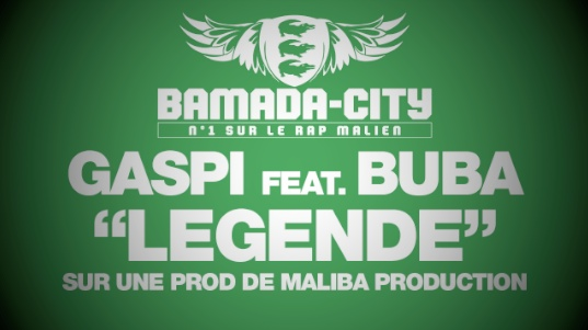 GASPI Feat. BUBA - LEGENDE (SON)