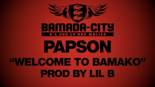 PAPSON - WELCOME TO BAMAKO (SON)