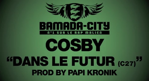 COSBY - DANS LE FUTUR (C27) (SON)