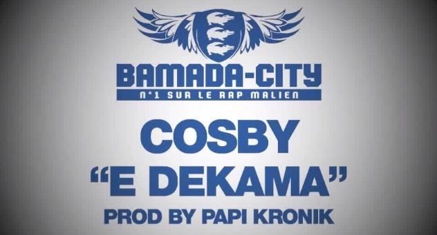 COSBY - E DEKAMA (SON)