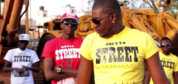 MALIBA ALL STAR feat. 223 CREW - MEMO ALL STAR - GASPI & IBA ONE - GHETTO STREET SOLDIERS (CLIP)