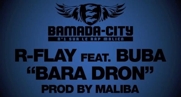 R-FLAY Feat. BUBA - BARA DRON (SON)