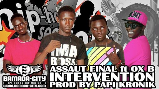 ASSAUT FINAL Feat. OX B - INTERVENTION (SON)