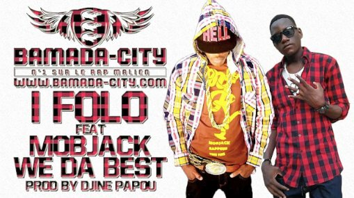 I FOLO Feat. MOBJACK - WE DA BEST (SON)