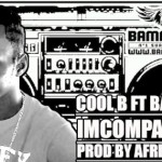 COOL B Feat. BAHAMET - INCOMPARABLE (SON)