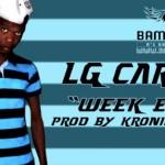 LG CARLOS - WEEK END (SON)