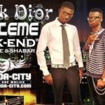 BLACK DIOR - WEEK END (SON)