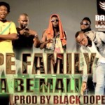DOPE FAMILY - DJA BE MALI (SON)