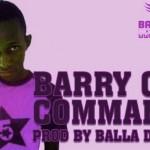 BARRY ONE - COMMANDO (SON)