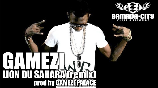 GAMEZI - LION DU SAHARA (REMIX) (SON)