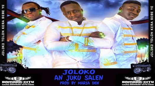 JOLOKO - AN JUKU SALEN (SON)