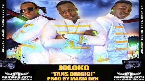 JOLOKO - FANS ORIGIGI (SON)