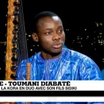 TOUMANI DIABATE & SIDIKI DIABATE INVITÉS FRANCE 24