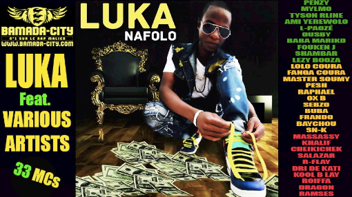 LUKA Feat. VARIOUS ARTISTS - NAFOLO (SON)