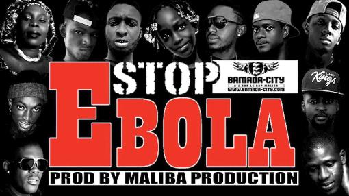 MALI RAP ALL STAR - STOP EBOLA (SON)