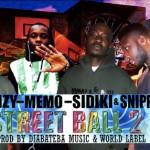 PENZY, SIDKI, MEMO & SNIPPER - STREET BALL 2 (SON)