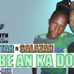 GEGO STAR Feat. SALAZAR - AW BE AN KA DONNA (SON)