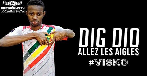 DIG DIO - ALLEZ LES AIGLES (SON)