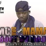MC DRA Feat. MAMADOU - AU BOUT DU ROULEAU (SON)