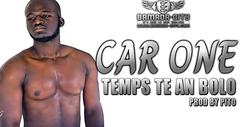 CAR ONE - TEMPS TE AN BOLO (SON)