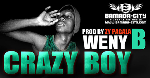 WENY B - CRAZY BOY (SON)