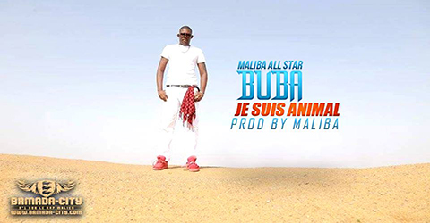 BUBA - JE SUIS ANIMAL (SON)