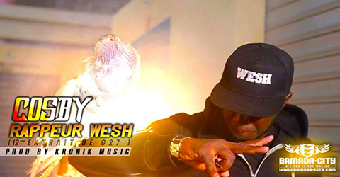 COSBY - RAPPEUR WESH (SON)