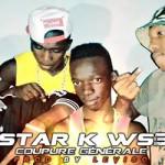 STAR K WS3 - COUPURE GÉNÉRALE (SON)
