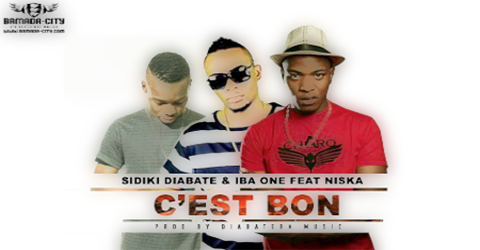 SIDIKI DIABATE & IBA ONE Feat. NISKA - C'EST BON (SON)