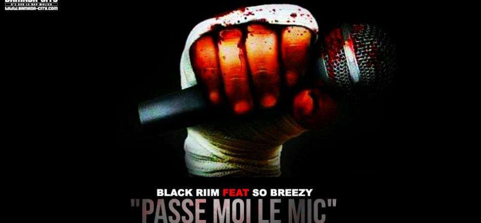 BLACK RIIM FEAT SO BREEZY - PASSE MOI LE MIC - PROD BY DMG