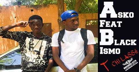 ASKO FEAT BLACK ISMO - TCHILASSÉ - PROD BY FACE B