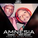GAMEZI Feat. WEEI SOLDAT - AMNESIA