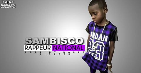 SAMBISCO - RAPPEUR NATIONAL