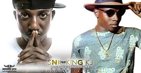 SN-K Feat. KING KJ - POUR LES CONNAISSEURS (FREESTYLE) (SON)