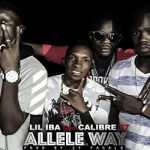 TITIDEN (LIL IBA) Feat. CALIBRE 27 - ALLELE WAY (SON)