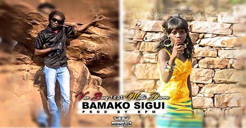 VAN BAXY Feat. MATTA DIARRA - BAMAKO SIGUI (SON)