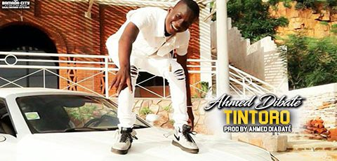 AHMED DIABATE - TINTORO - PROD BY AHMED DIABATE