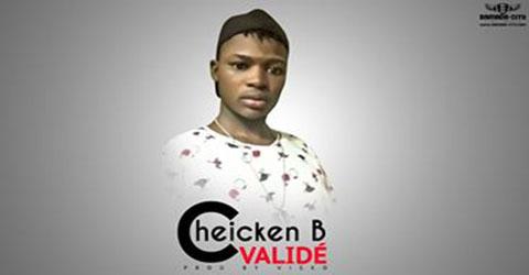 CHEICKEN B - VALIDÉ - PROD BY VISKO