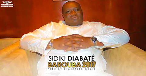 sidiki diabate barouba 2017