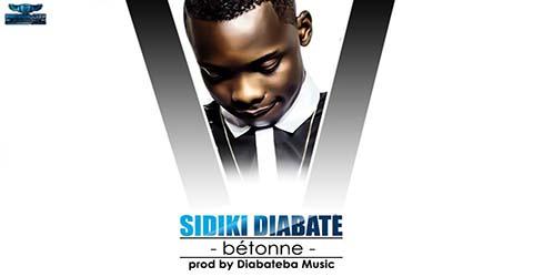 SIDIKI DIABATE - BÉTONNÉ- PROD BY DIABATEBA MUSIC