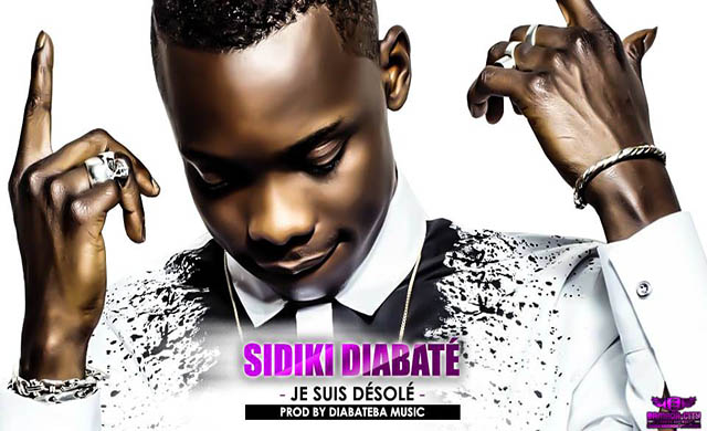 music sidiki diabate je suis desole
