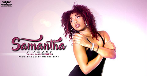 Samantha Diamond - Diarabi Part 1 (Kana Ta)