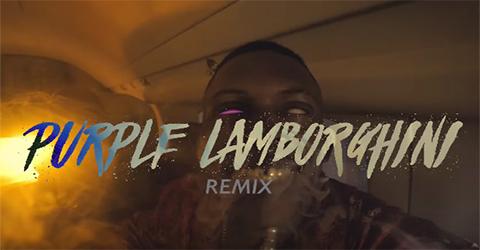 Tenor - Purple Lamborghini (African Remix) (Clip)