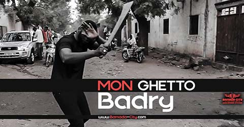 BADRY - MON GHETTO - PROD BY ZY PAGALA