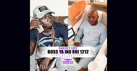 FAKOLY LEZY - BOSS YA IKO ROI 1212 - PROD BY GABIDOU RECORDS