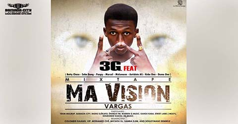 VARGAS Feat. BETTY CHOCO - SEBE GANG - PAOPY - MARCEL - MELOMANE - KEBE ONE - DAMA ONE - ANTIDOTE BADRA - 3G - PROD BY 4G MUSIC