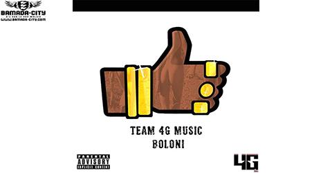 TEAM 4G MUSIC - BOLONI - PROD BY 4G MUSIC