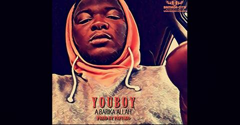 YOUBOY - A BARIKA ALLAH - PROD BY PAPISKO